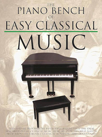 Product Cover for The Piano Bench of Easy Classical Music