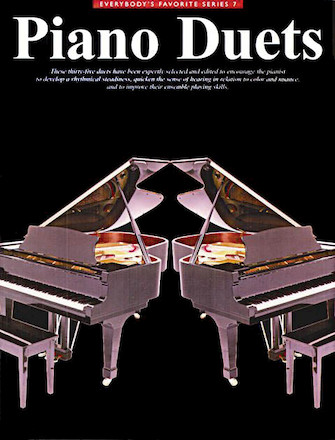 Product Cover for Everybody's Favorite Piano Duets