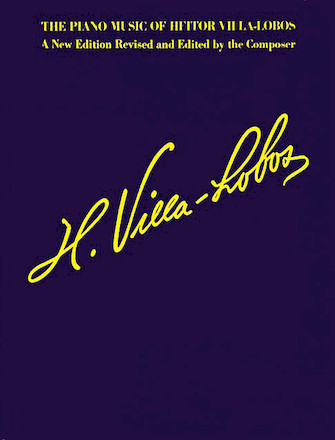 Product Cover for The Piano Music of Heitor Villa-Lobos