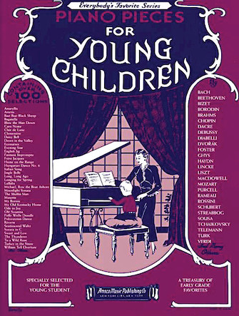 Product Cover for Piano Pieces for Young Children