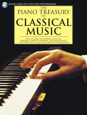 Product Cover for The Piano Treasury of Classical Music
