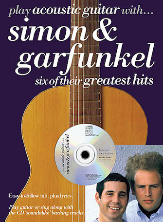Product Cover for Play Acoustic Guitar with...Simon and Garfunkel