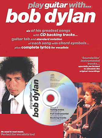 Product Cover for Play Guitar with ... Bob Dylan