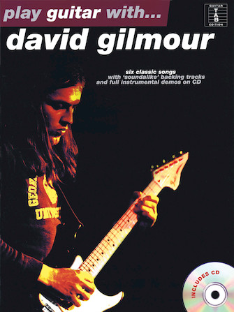 Product Cover for Play Guitar with...David Gilmour