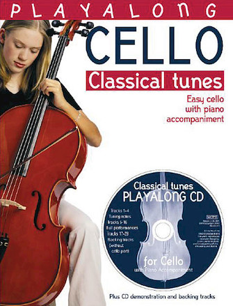 Product Cover for Playalong Cello – Classical Tunes
