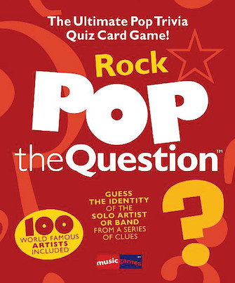 Product Cover for Pop the Question – Rock
