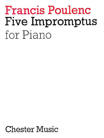 Product Cover for 5 Impromptus for Piano