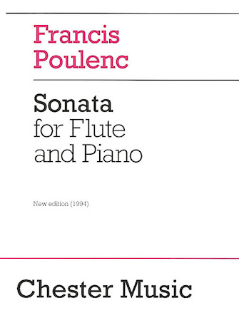 Product Cover for Sonata for Flute and Piano