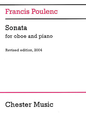 Product Cover for Sonata for Oboe and Piano