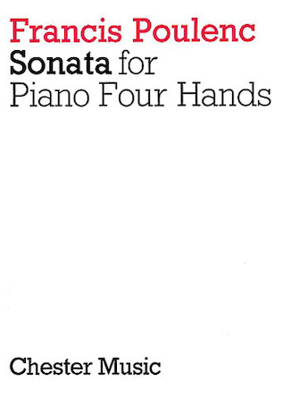 Product Cover for Sonata for Piano 4 Hands