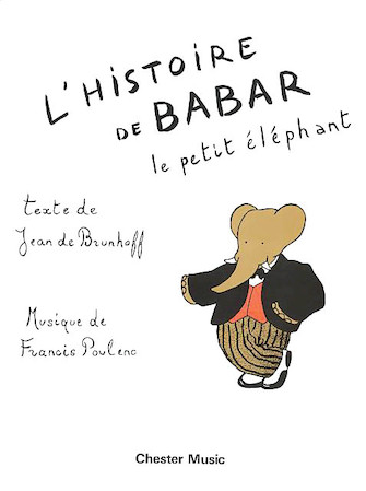 Product Cover for L'Histoire Du Babar