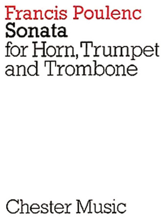 Product Cover for Sonata for Horn, Trumpet and Trombone