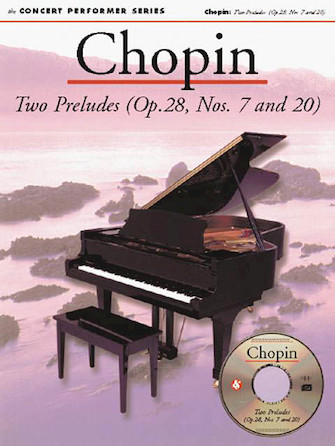 Product Cover for Chopin: Two Preludes (Op. 28, Nos. 7 and 20)