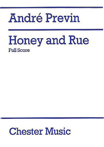 Product Cover for Honey and Rue