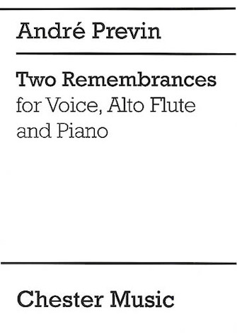 Product Cover for Two Remembrances