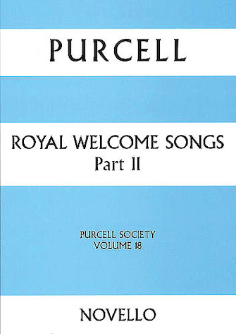 Product Cover for Royal Welcome Songs Part 2