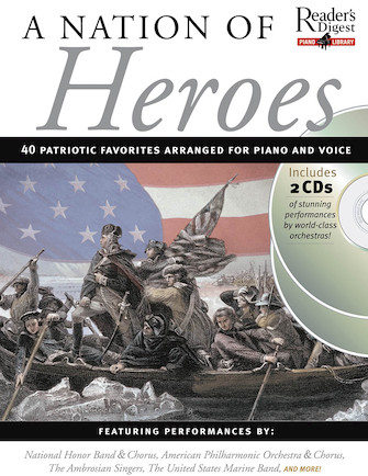 Product Cover for A Nation of Heroes