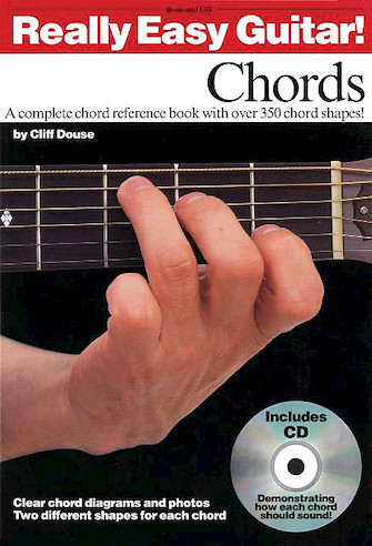 Product Cover for Really Easy Guitar! – Chords