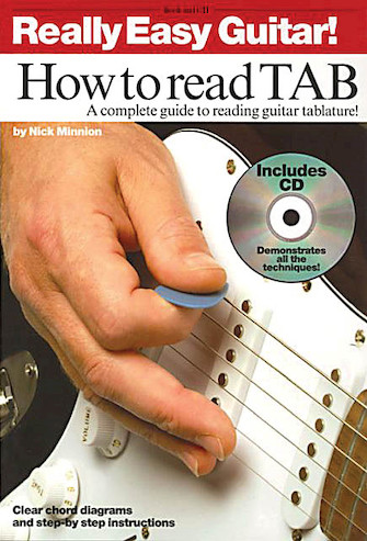 Product Cover for Really Easy Guitar! – How to Read TAB