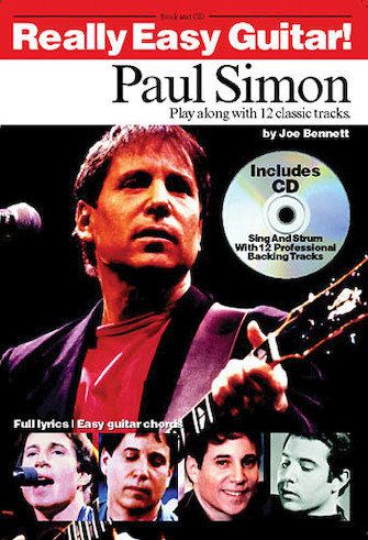 Product Cover for Paul Simon – Really Easy Guitar!