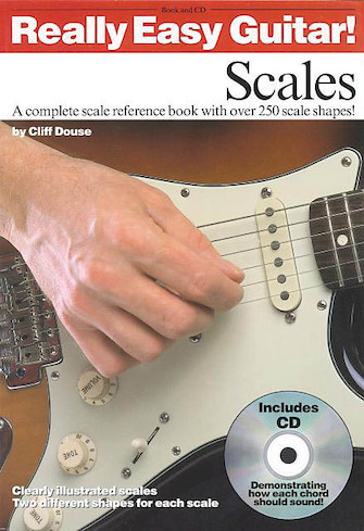 Product Cover for Really Easy Guitar! – Scales