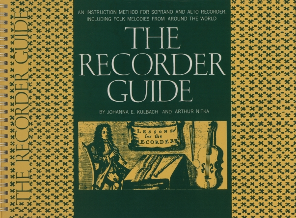 Product Cover for The Recorder Guide