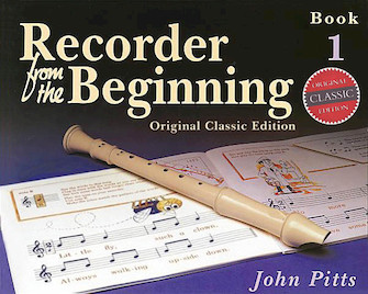Product Cover for Recorder from the Beginning – Book 1