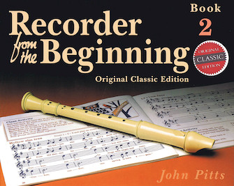 Product Cover for Recorder from the Beginning – Book 2