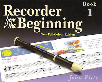 Recorder from the Beginning – Book 1
