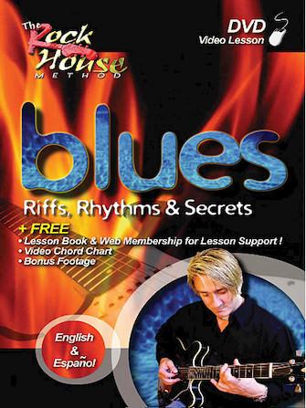 John McCarthy – Blues Riffs, Rhythms & Secrets