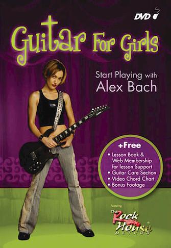 Alex Bach – Guitar for Girls