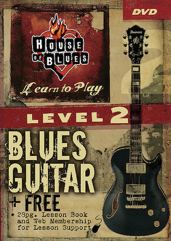 House of Blues – Blues Guitar, Level 2