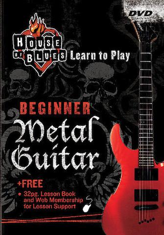 House of Blues – Beginner Metal Guitar