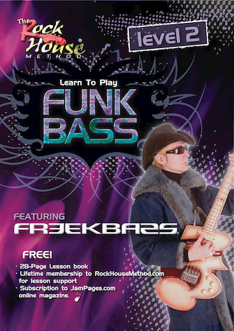 Freekbass – Learn to Play Funk Bass