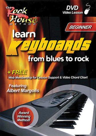 Albert Margolis – Learn Keyboards from Blues to Rock