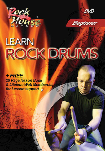 Mark Manzcuk – Learn Rock Drums