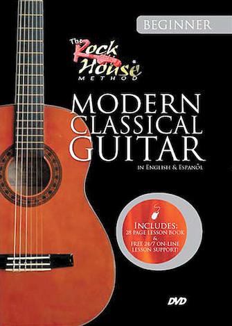 John McCarthy – Learn Modern Classical Guitar