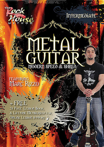 Marc Rizzo of Soulfly – Metal Guitar