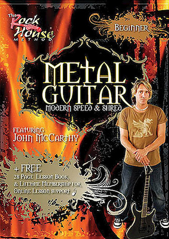 John McCarthy – Metal Guitar