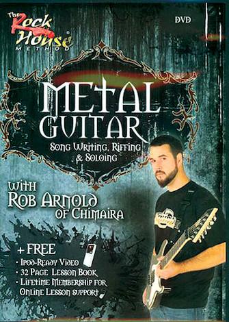 Rob Arnold of Chimaira – Metal Guitar