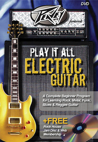 Peavey Presents Play It All – Electric Guitar