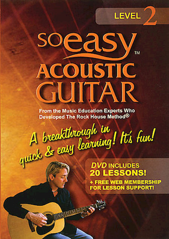 So Easy Acoustic Guitar – Level 2