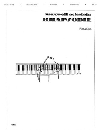 Product Cover for Rhapsodie