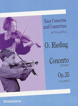 Product Cover for Concerto in B Minor, Op. 35