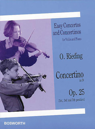 Product Cover for Concertino in D, Op. 25