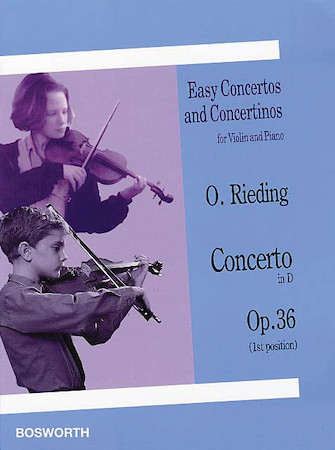 Product Cover for Concerto in D, Op. 36