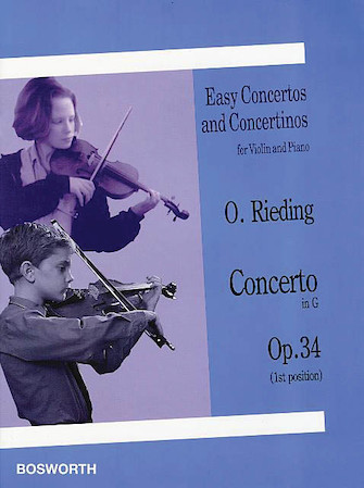Product Cover for Concerto in G, Op. 34