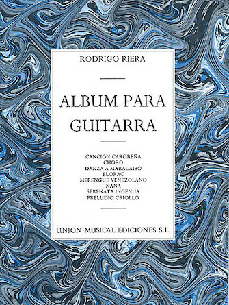 Product Cover for Album Para Guitarra