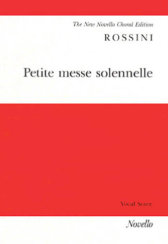 Product Cover for Petite Messe Solennelle