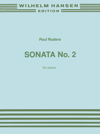 Product Cover for Poul Ruders: Sonata No.2 For Piano
